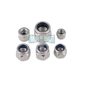 nylon lock nut besi